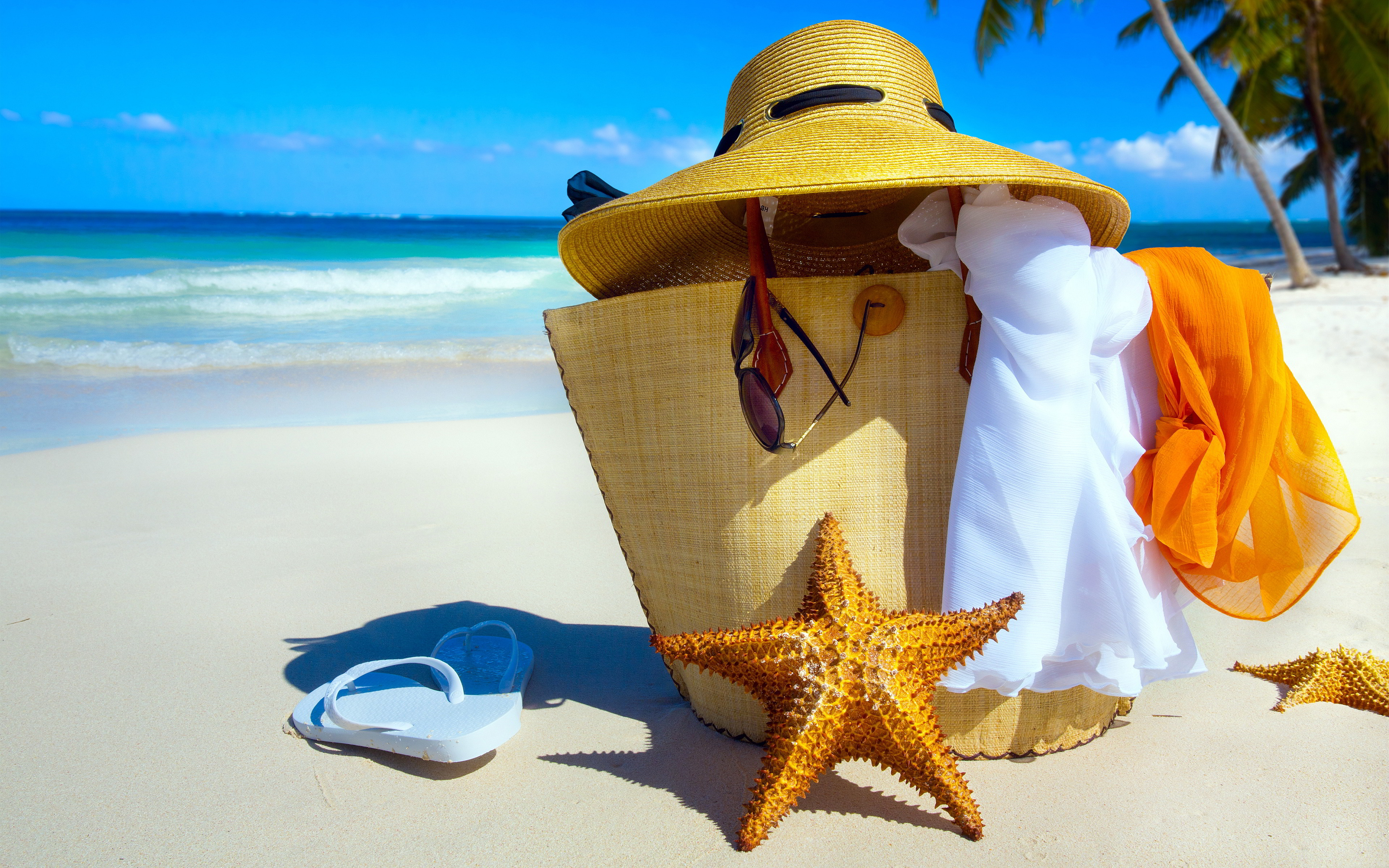 10 Lovely HD Summer Vacation Wallpapers