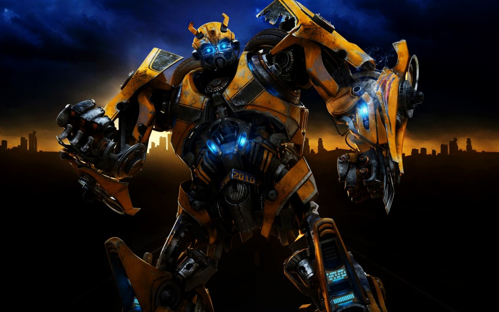 bumblebee autobot wallpapers