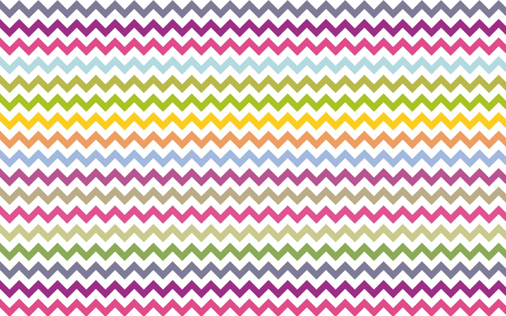 colorful chevron wallpapers