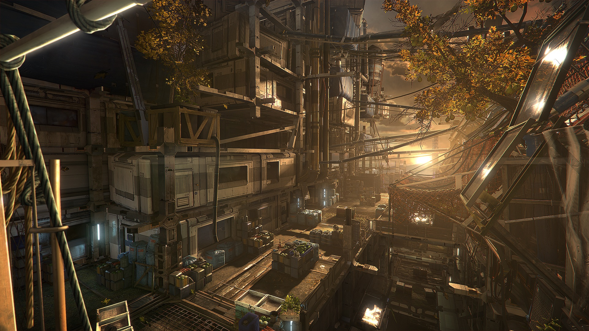 deus ex mankind divided game wallpapers archives