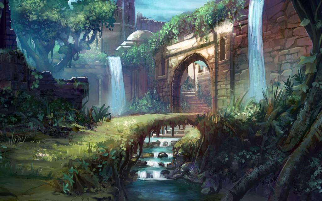 digital-castle-painting-wallpaper-50545-52237-hd-wallpapers