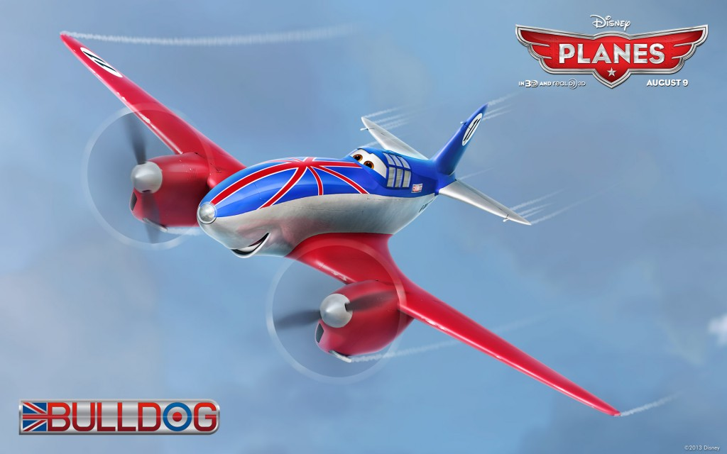disney planes bulldog wallpapers