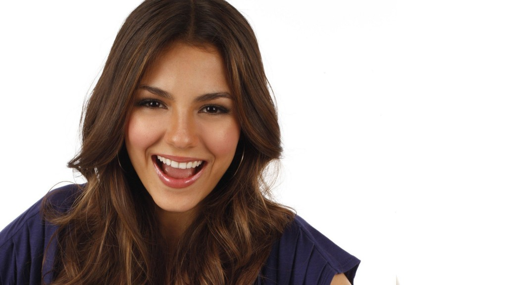 happy victoria justice wallpapers