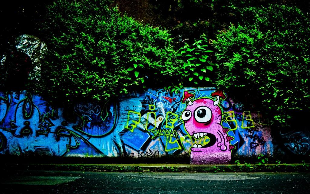 hd-graffiti backgrounds wallpapers