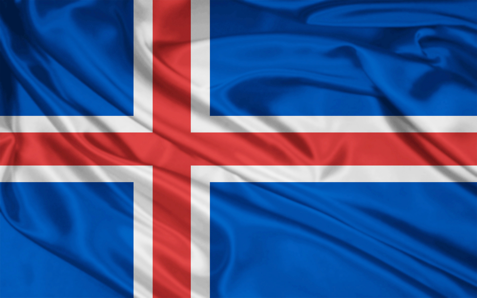 3 HD Iceland Flag Wallpapers
