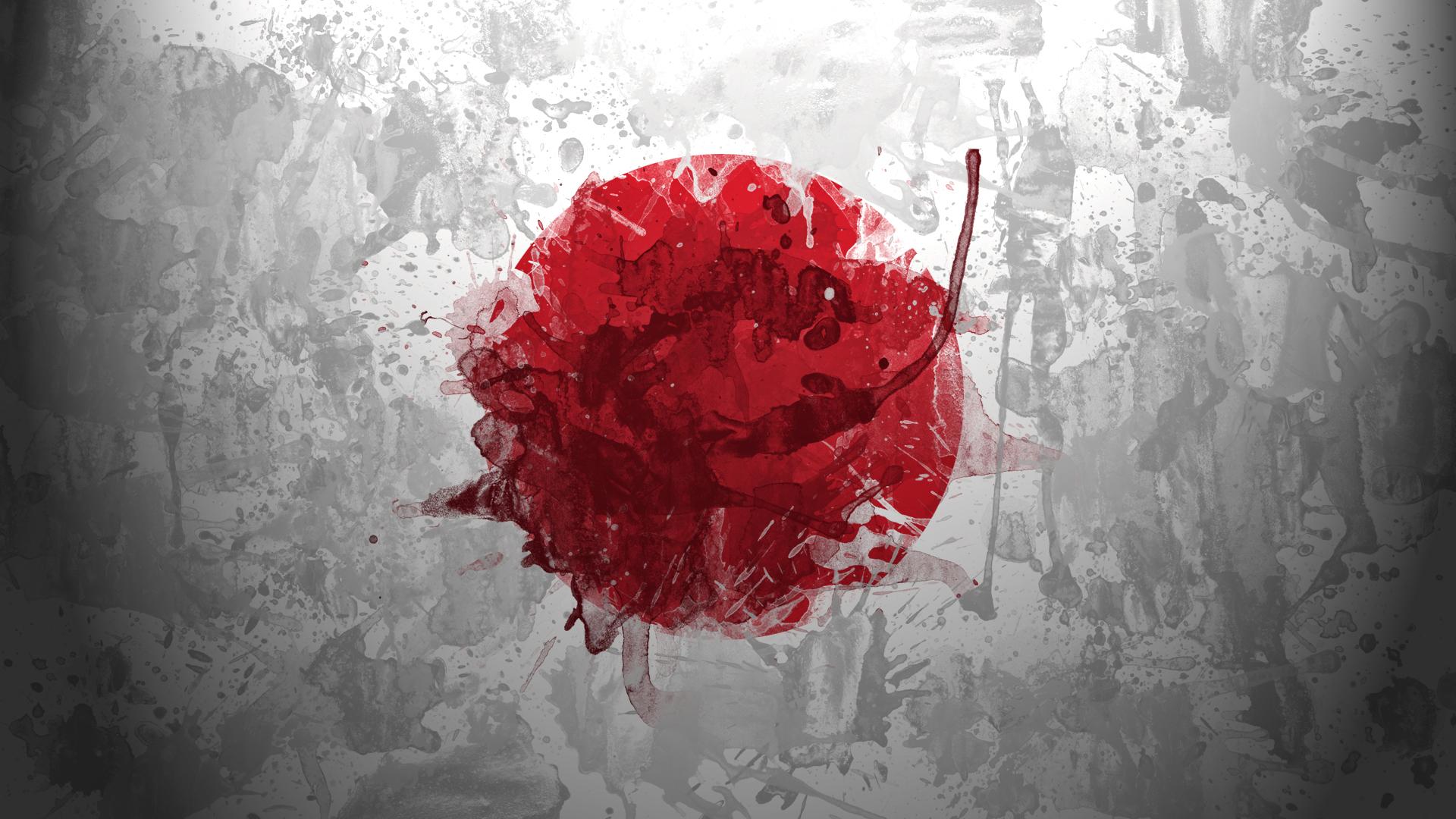 Japanese Wall Art >> 5 HD Japan Flag Wallpapers - HDWallSource.com