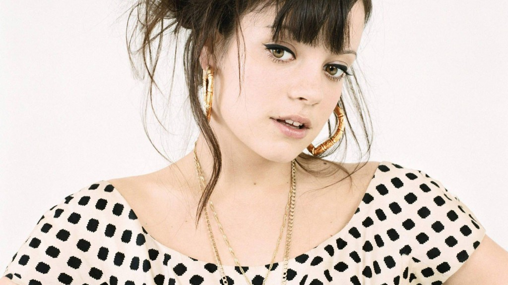 lily allen background wallpapers