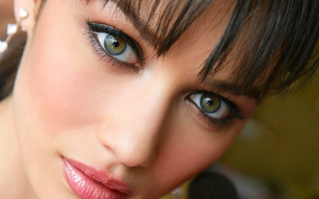 olga kurylenko face wallpapers