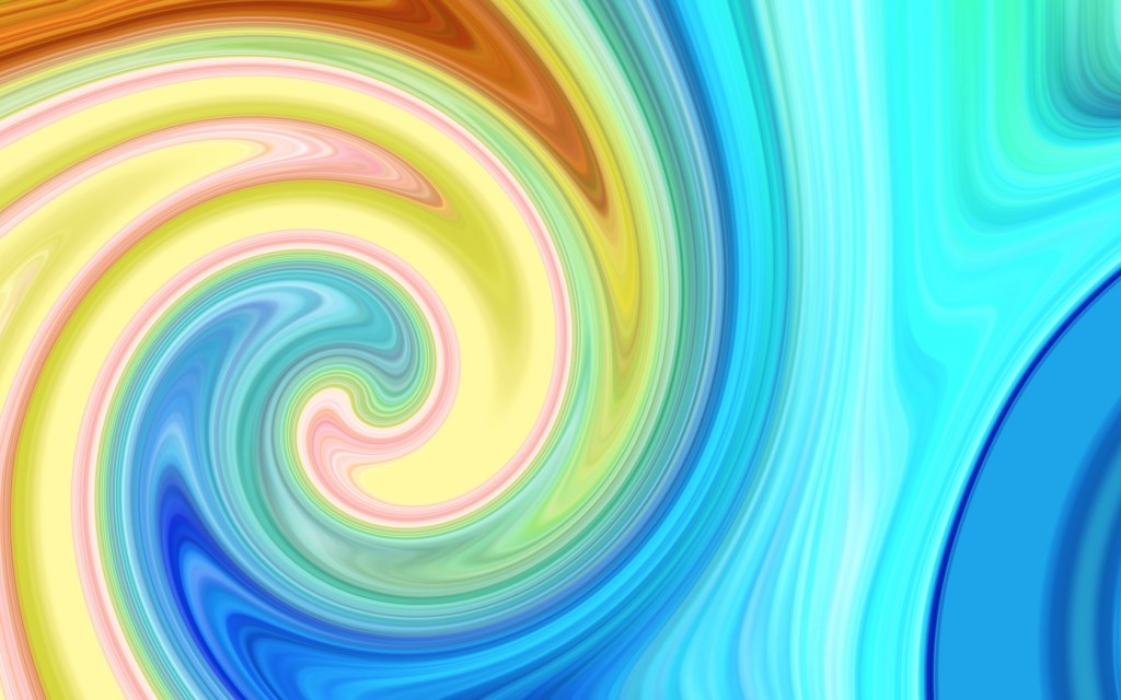 paint swirl wallpapers