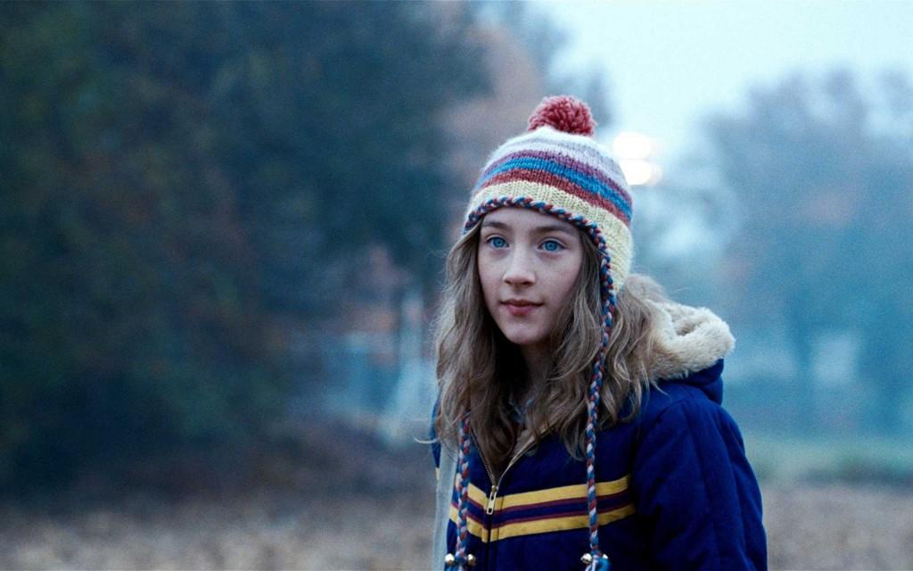THE LOVELY BONES Saoirse Ronan