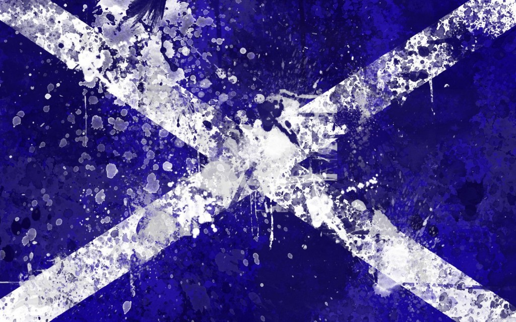 scotland flag wallpapers