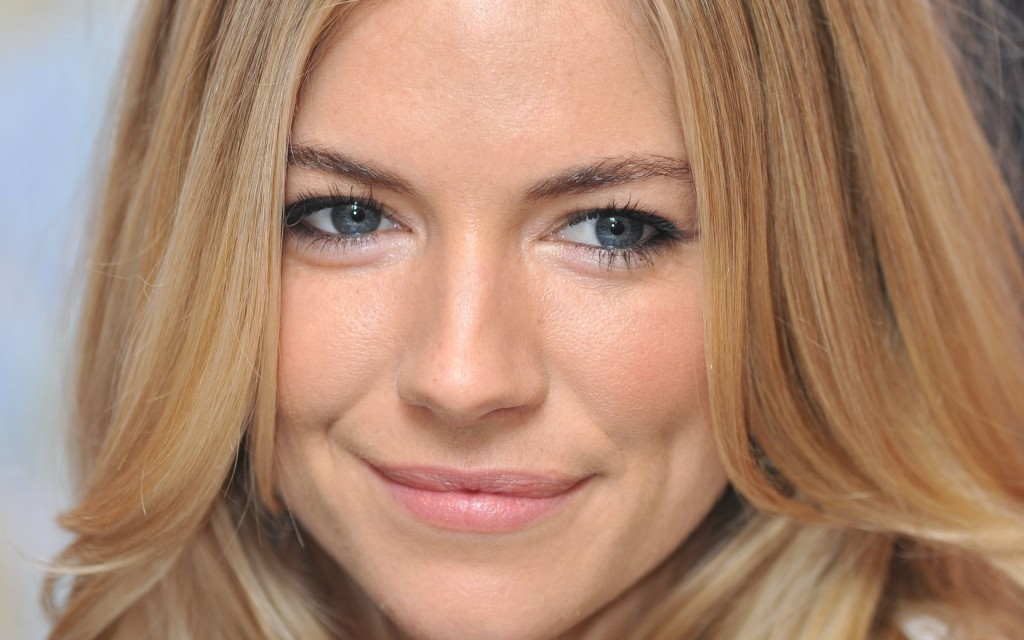 sienna miller face wallpapers