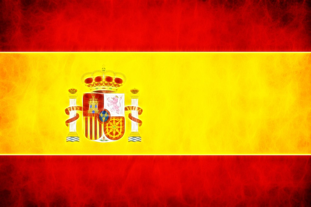 spain flag computer wallpapers