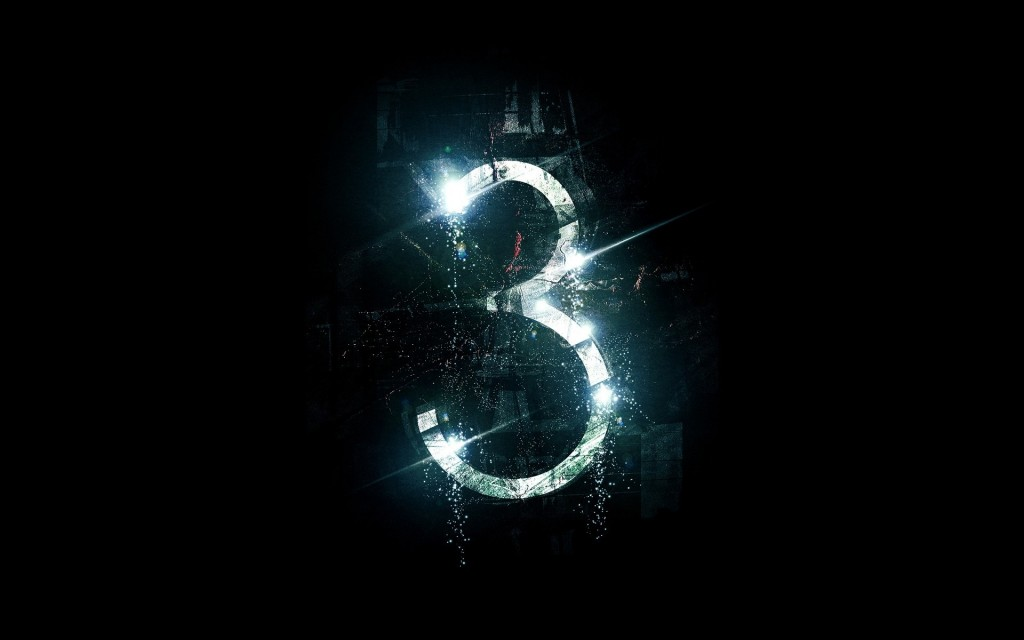 typography numbers wallpapers