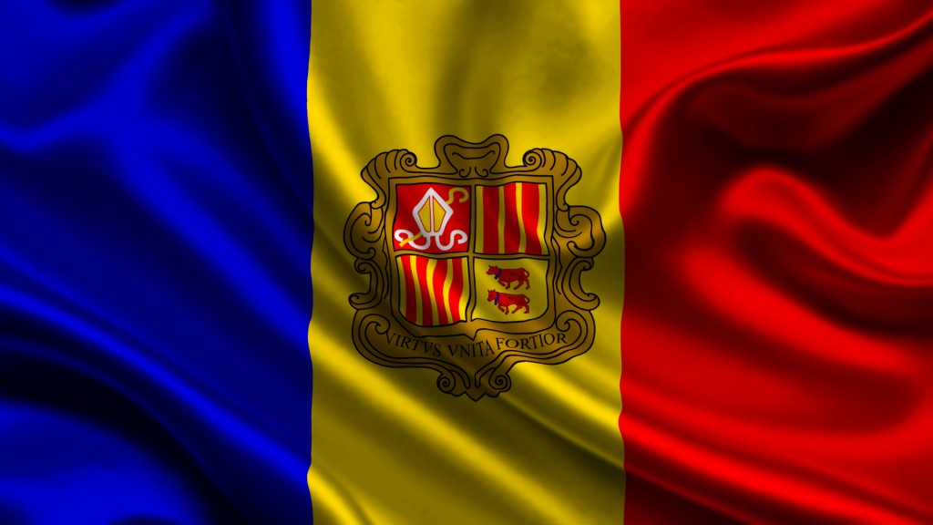 andorra flag desktop wallpapers