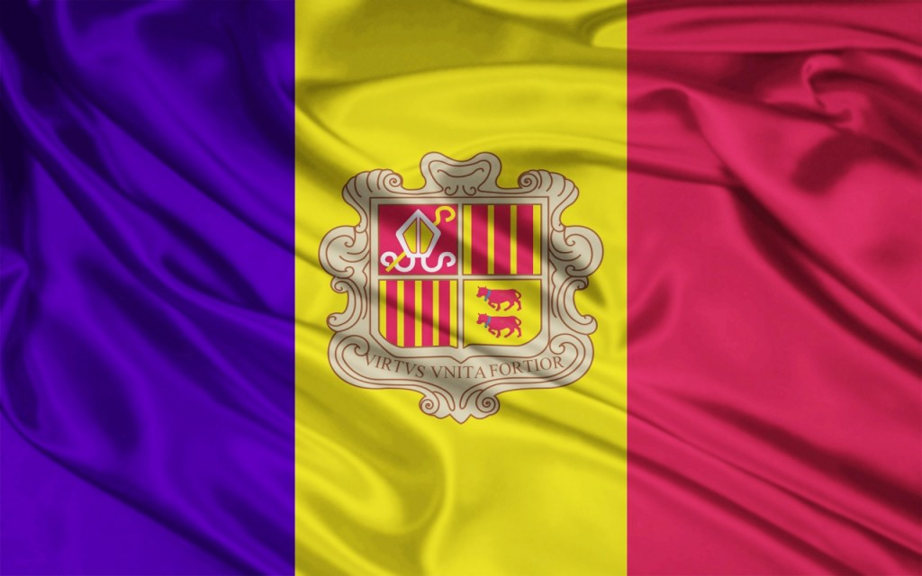andorra flag wallpapers