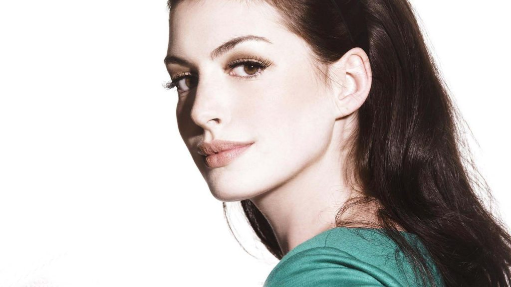 anne hathaway celebrity wallpapers