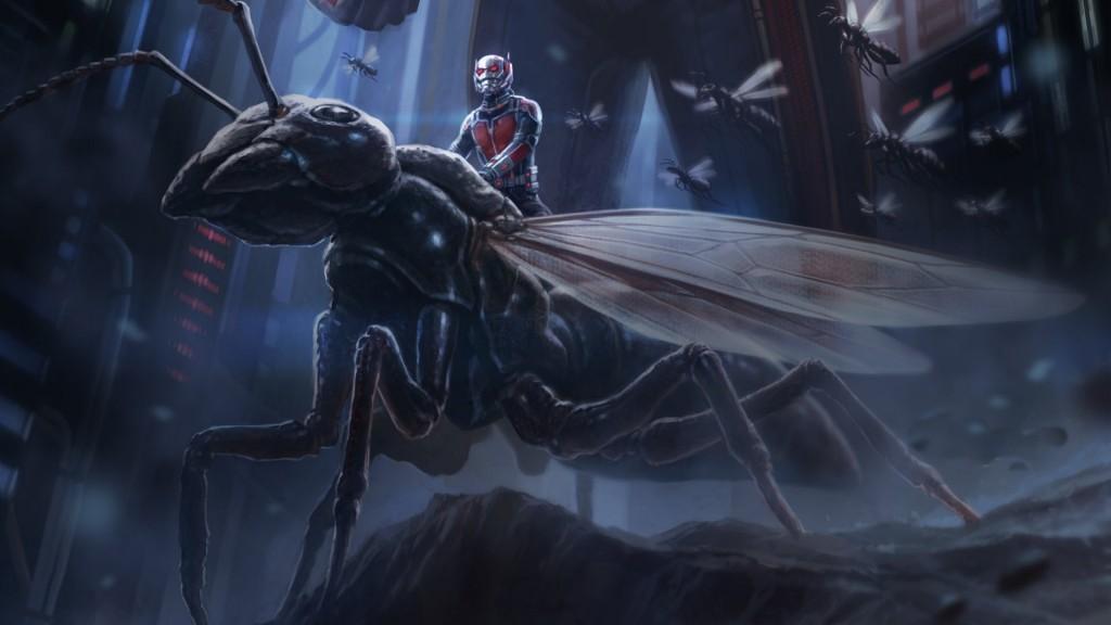 ant-man movie desktop wallpapers