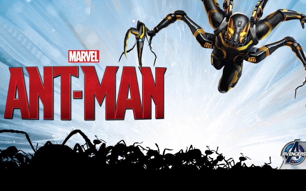 ant-man movie yellow jacket wallpapers