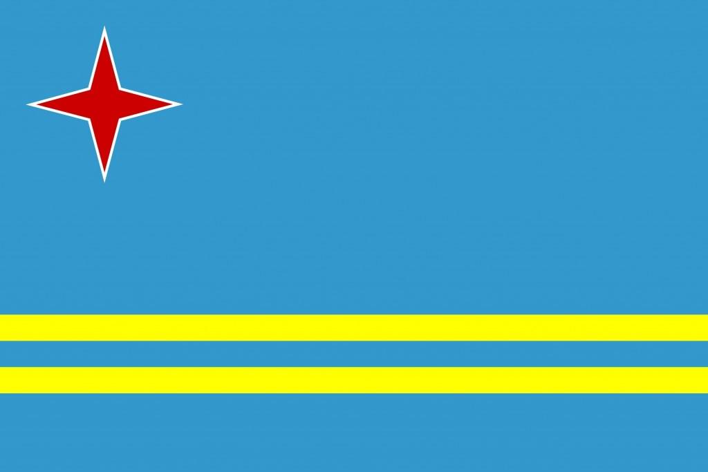 aruba flag wallpapers