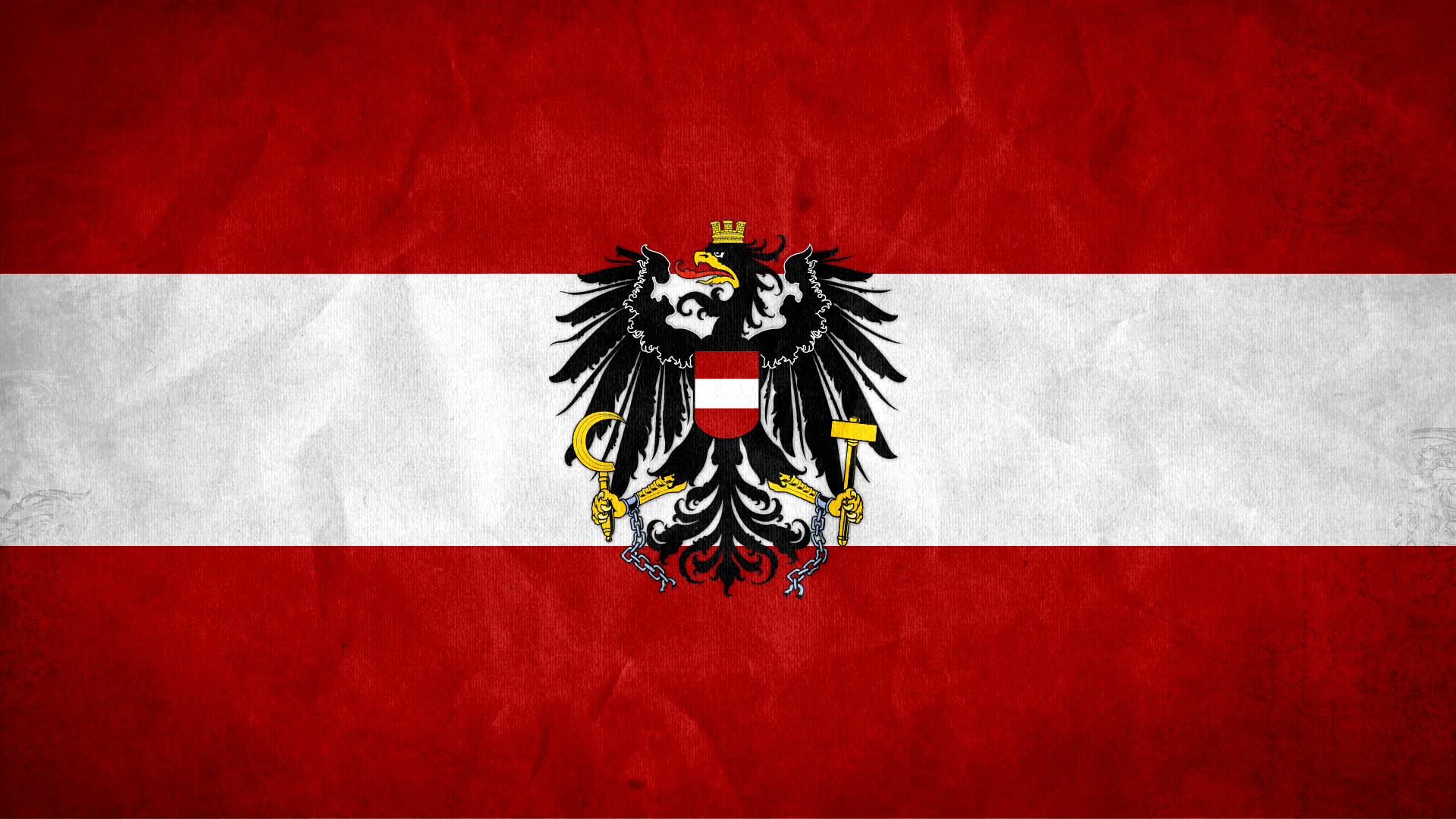 Flag Desktop Background: 3 HD Austria Flag Wallpapers