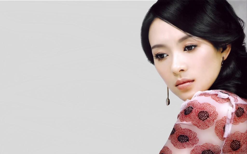 beautiful zhang ziyi wallpapers