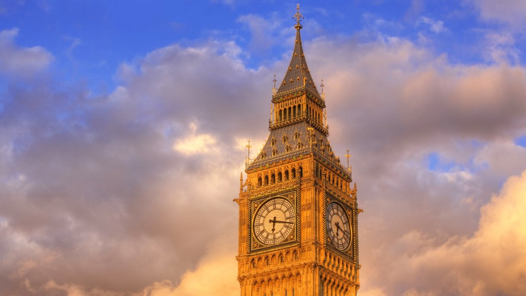 big ben clock tower wallpapers