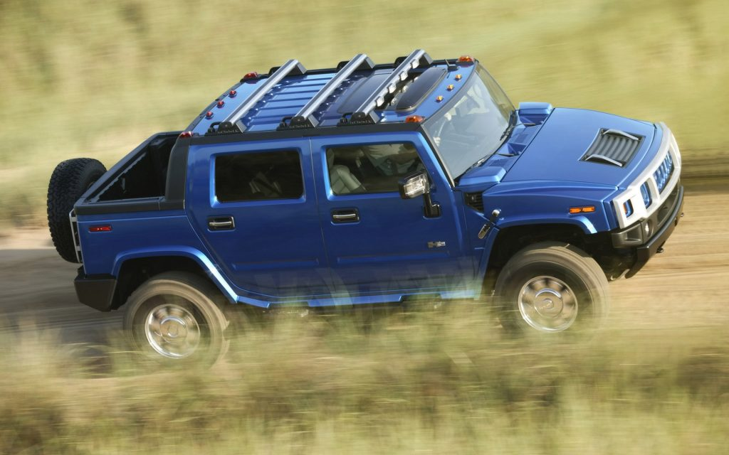 blue hummer motion blur wallpapers