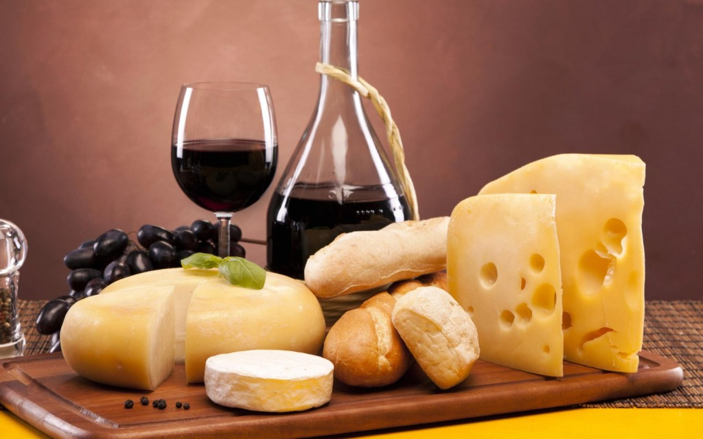 cheese and wine wallpapers