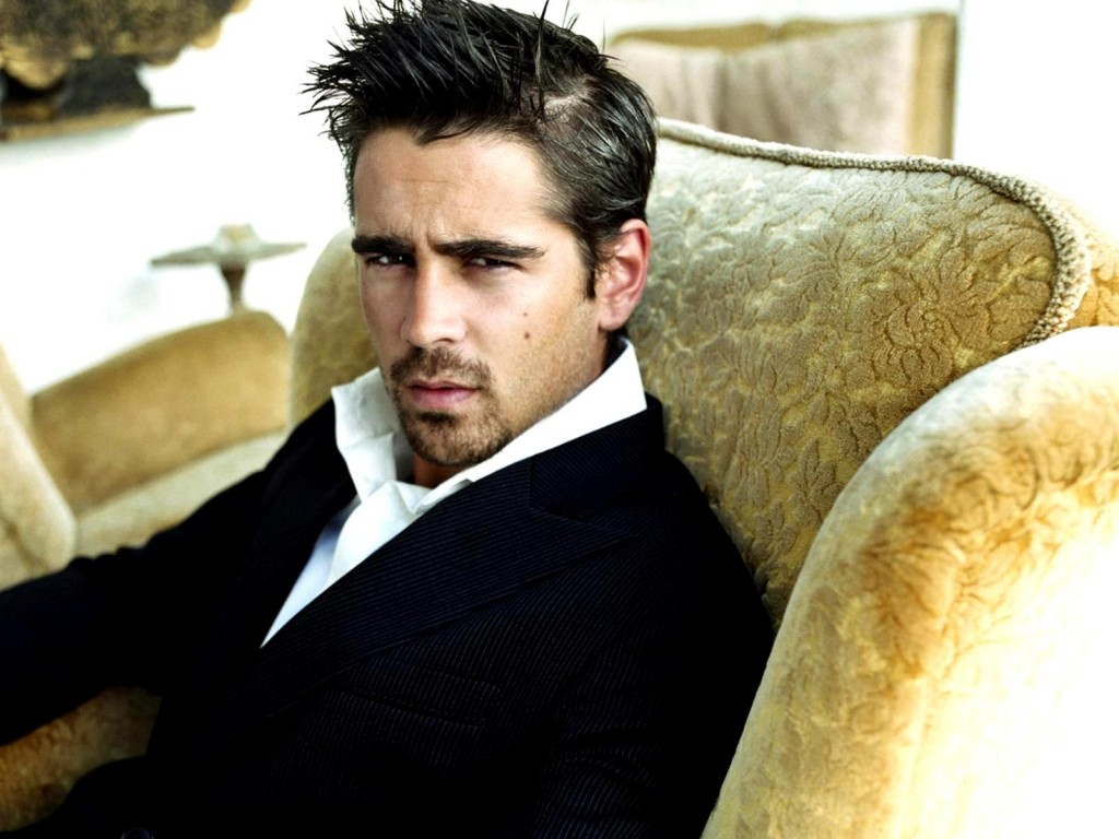colin farrell computer wallpapers