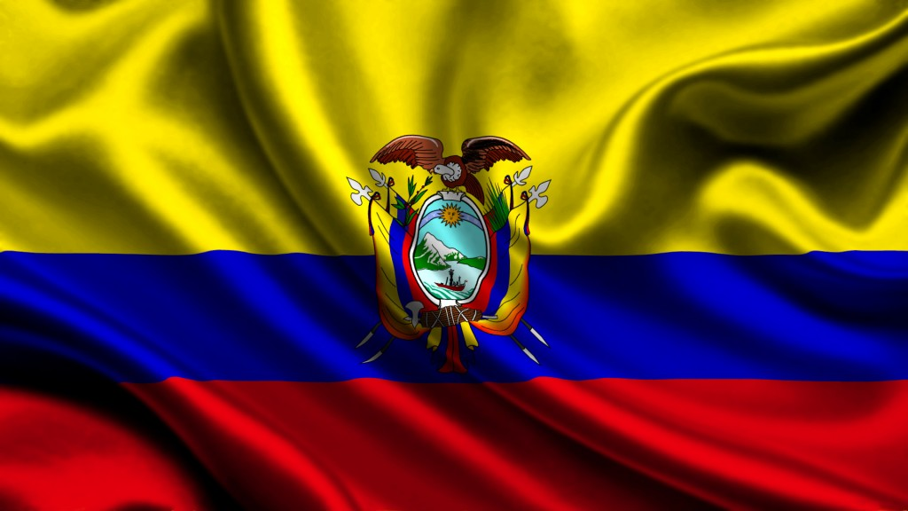 ecuador flag desktop wallpapers