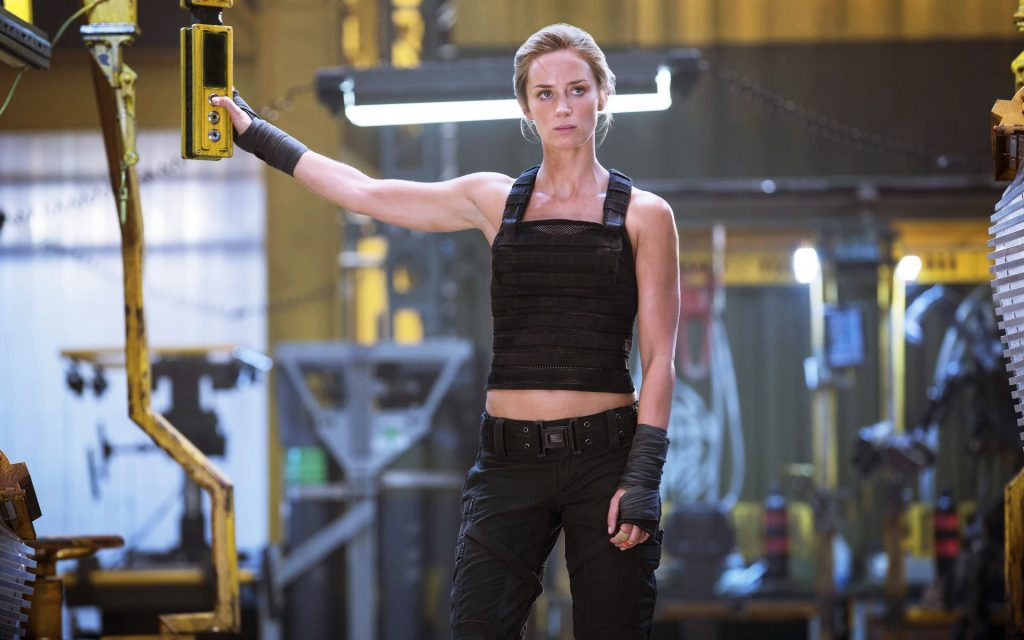 emily blunt edge of tomorrow wallpapers