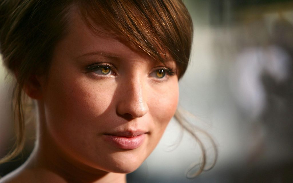 emily browning face wallpapers