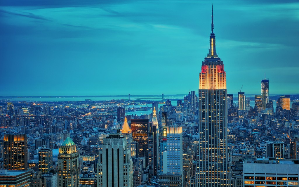 empire state building wallpapers