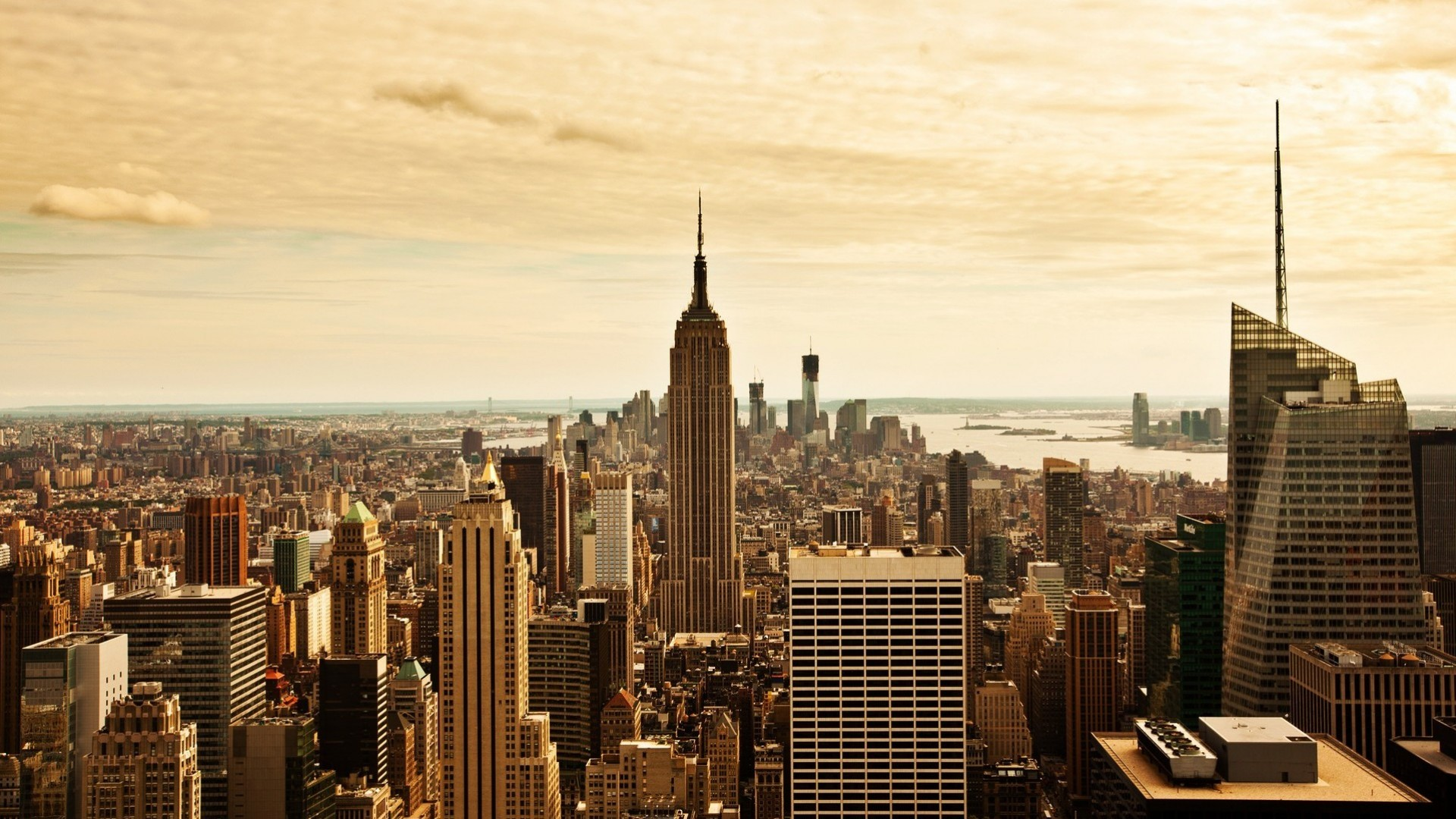 18 hd empire state building wallpapers hdwallsourcecom