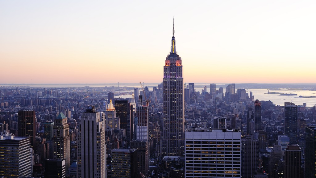 empire state building wide wallpapers