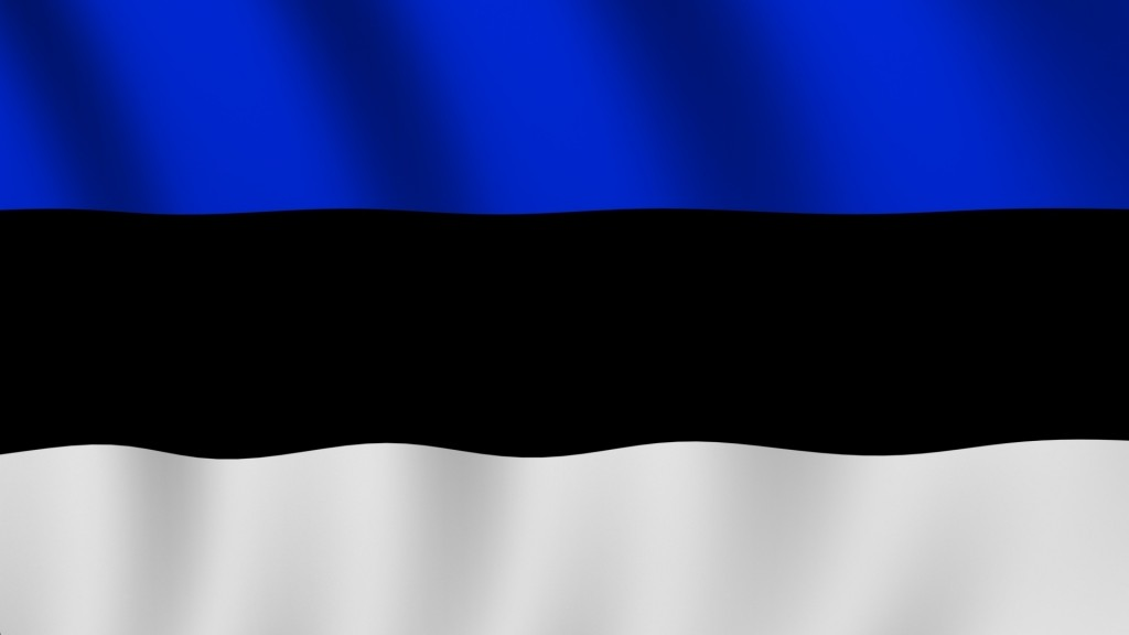 estonia flag desktop wallpapers
