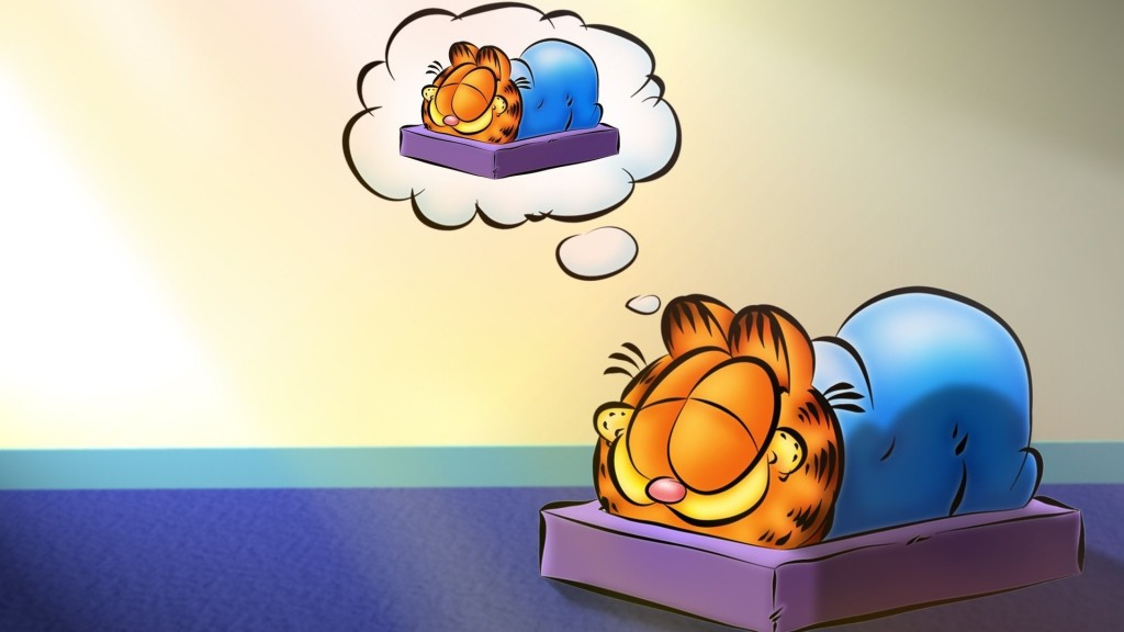 free garfield wallpapers