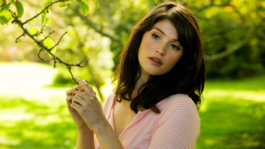 gemma arterton wide wallpapers