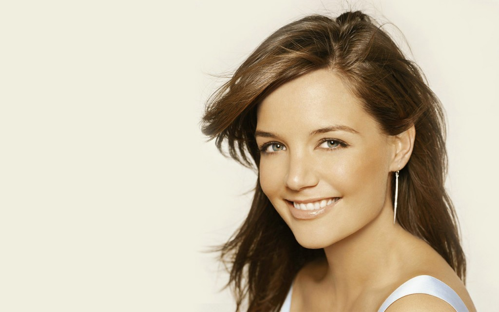 gorgeous katie holmes wallpapers