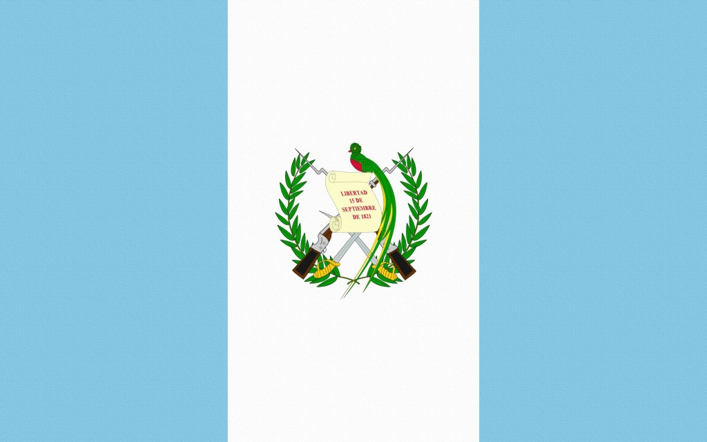 guatemala flag widescreen wallpapers