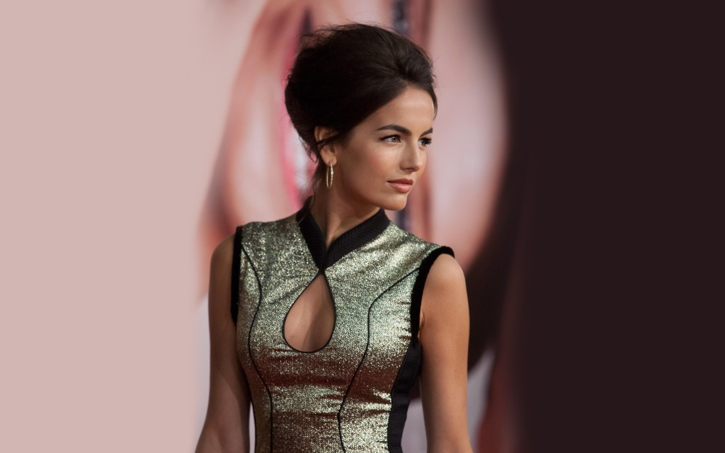 hot camilla belle widescreen wallpapers