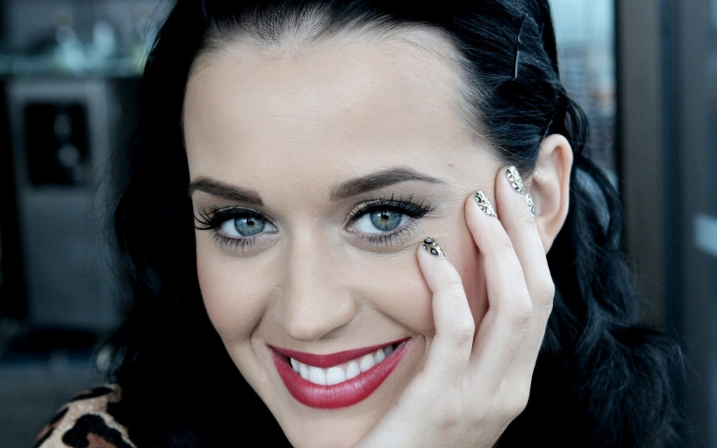 katy perry smile wallpapers