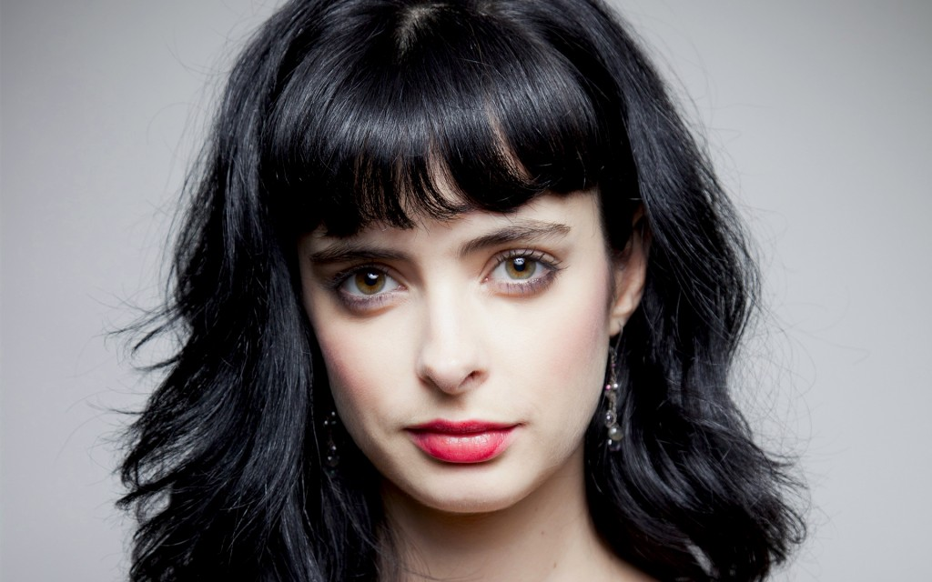 krysten ritter face wallpapers