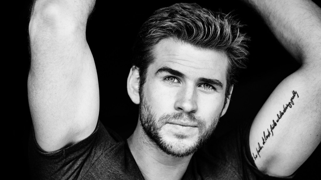 liam hemsworth actor wallpapers