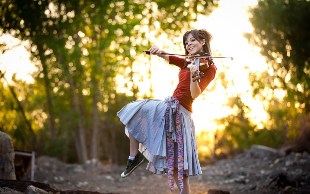 lindsey stirling wallpapers