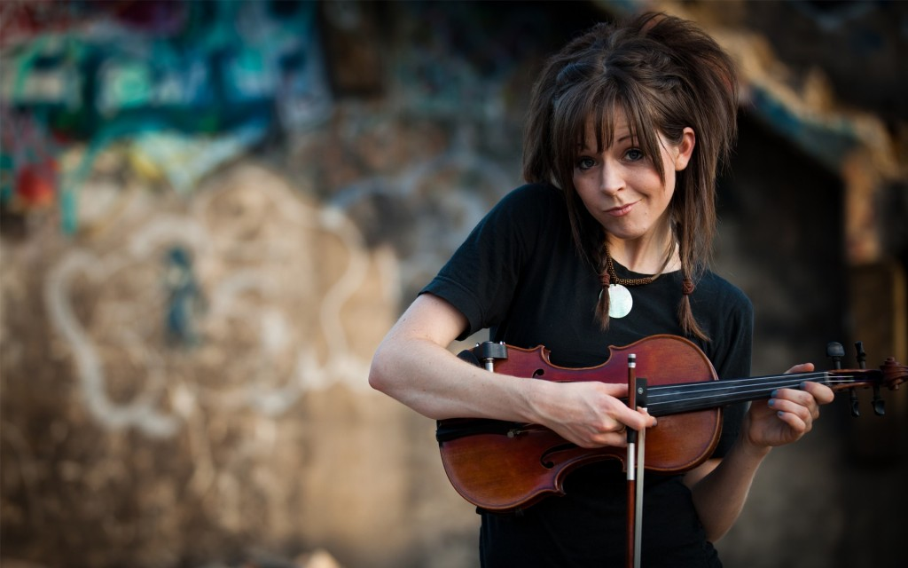 lindsey stirling desktop wallpapers