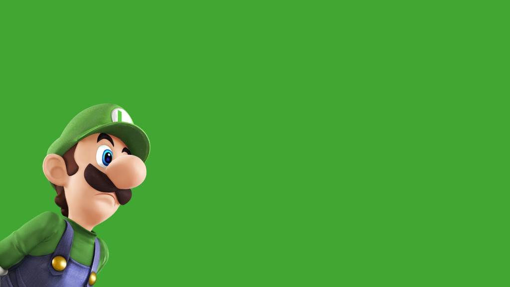 luigi desktop wallpapers