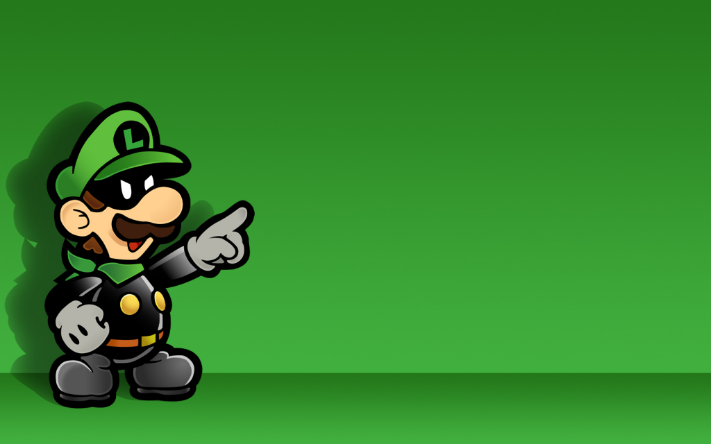 luigi wallpapers