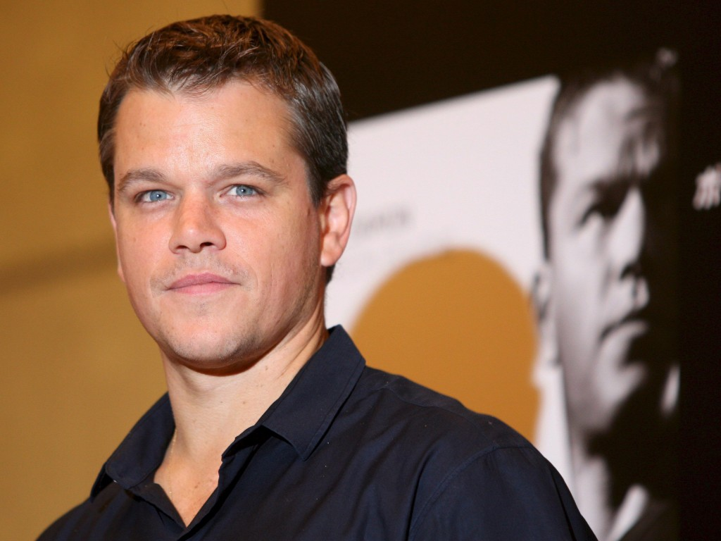 Matt Damon Actor